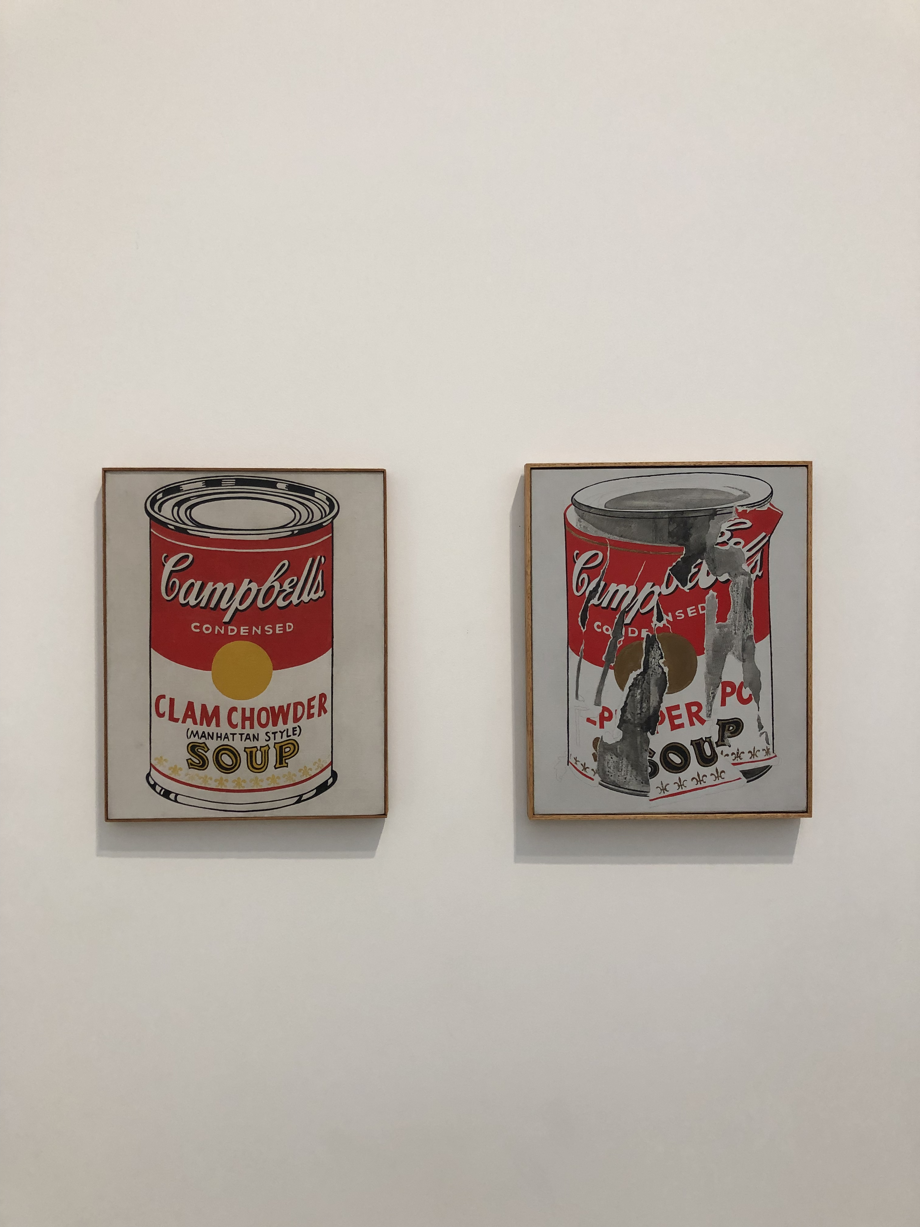 Campbell's Soup Can ANDY WARHOL
