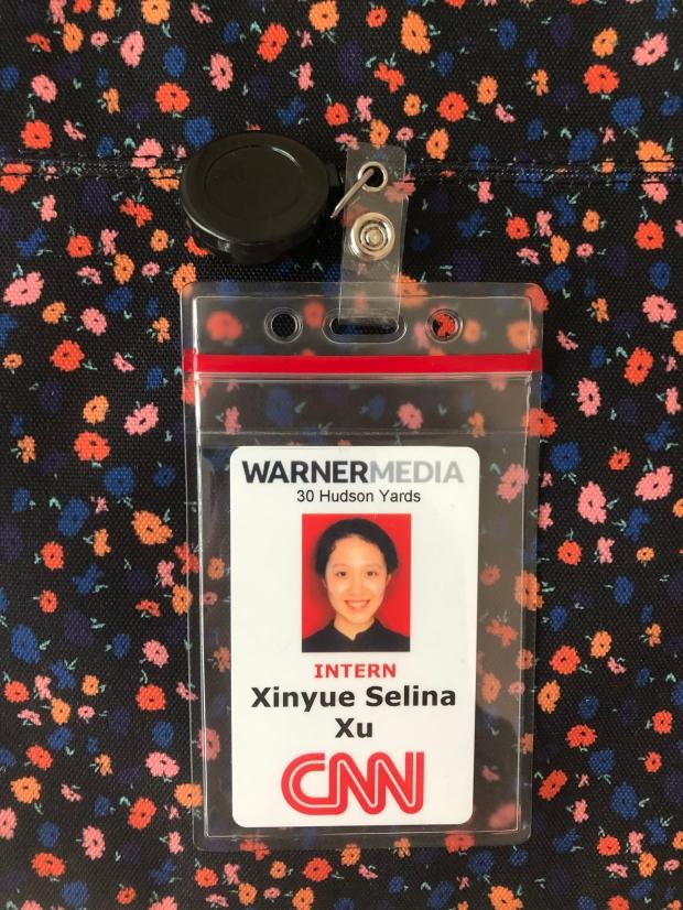 Selina Xu CNN