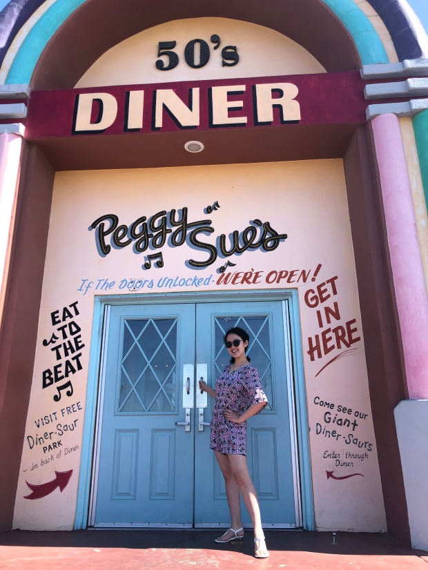 Selina Xu Peggy Sue's 50's Diner