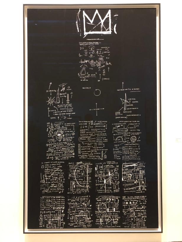 Tuxedo Basquiat