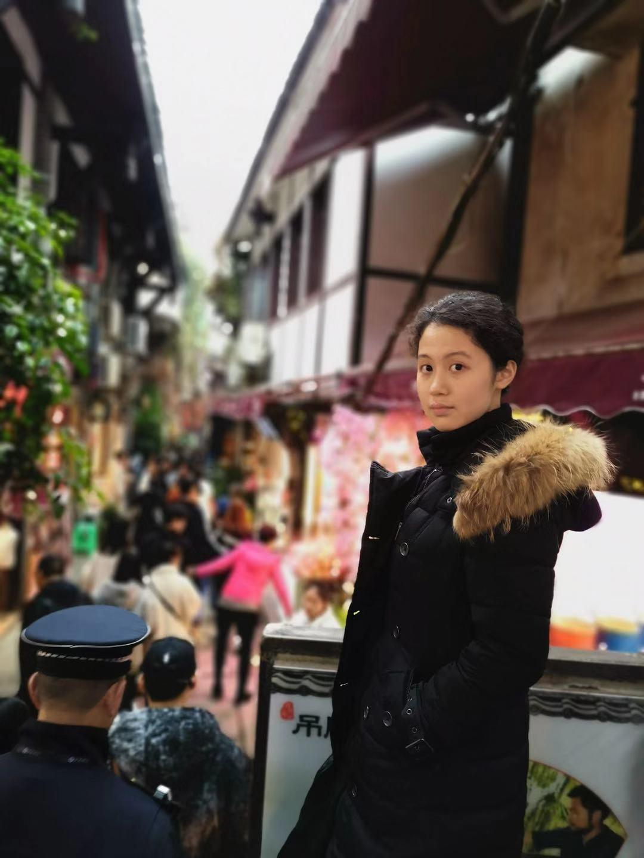 Selina Xu Chongqing 磁器口
