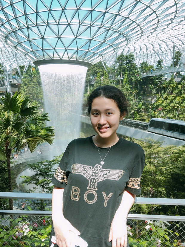 Selina Xu Jewel Changi