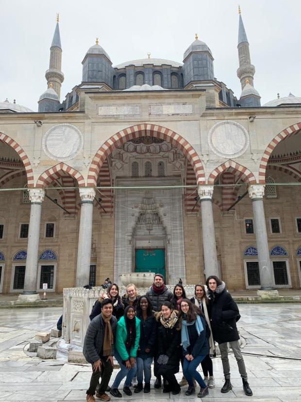 Selina Xu Harvard CMES Turkey Winter Excursion