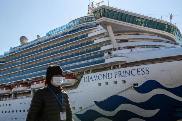 diamond princess cruise coronavirus